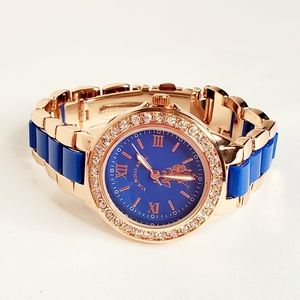 U.S. Polo Women's Quartz Blue Dress Watch